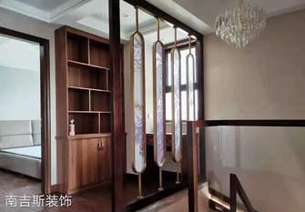 经济型130平米复式美式风格楼梯间效果图