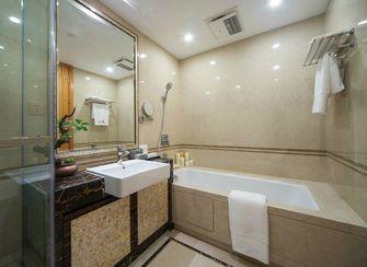 15-20万60平米公寓中式风格卫生间装修图片大全