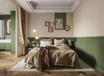100平米法式风格卧室设计图