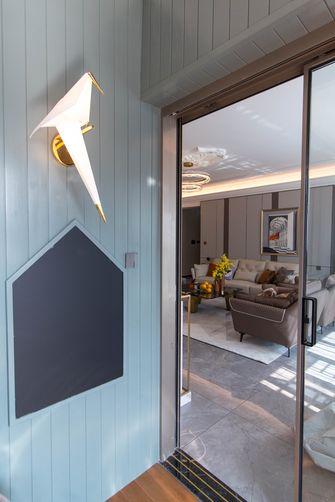 140平米四室两厅轻奢风格阳台装修案例