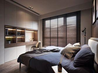 豪华型130平米四室两厅工业风风格卧室欣赏图