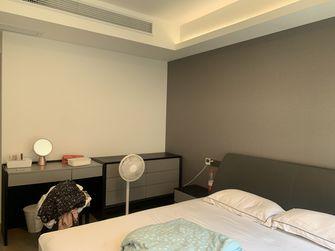 140平米三室一厅现代简约风格卧室图