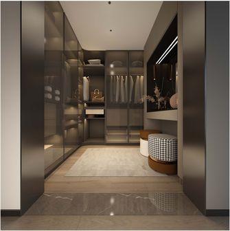 豪华型140平米三室两厅现代简约风格衣帽间图片