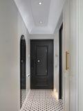 富裕型120平米三室一厅法式风格走廊效果图