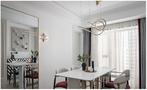 富裕型140平米三混搭风格餐厅图片