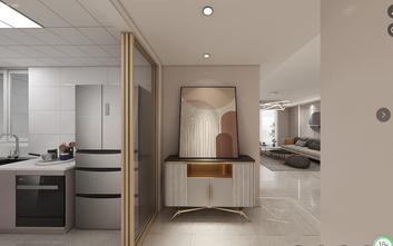 豪华型100平米复式现代简约风格走廊设计图