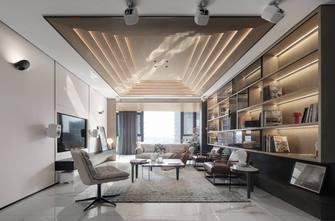 豪华型140平米三室两厅中式风格客厅欣赏图