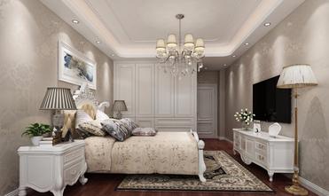 经济型120平米三室两厅欧式风格卧室欣赏图