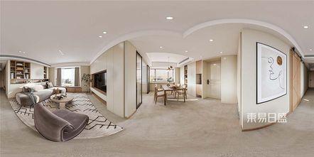 20万以上140平米四北欧风格走廊效果图