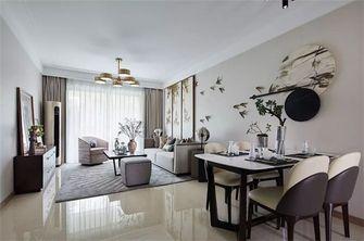 富裕型120平米三室两厅新古典风格餐厅装修案例