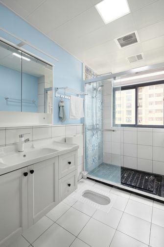 20万以上140平米四室三厅美式风格卫生间设计图