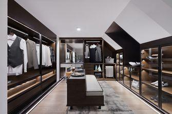 豪华型140平米复式中式风格衣帽间图