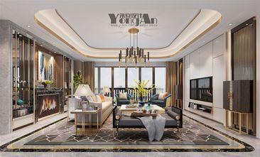 20万以上140平米四港式风格客厅装修案例