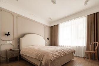 豪华型100平米三法式风格卧室图片