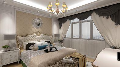 130平米四室两厅欧式风格卧室图片大全