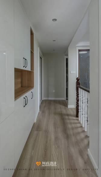 豪华型140平米四北欧风格走廊装修效果图