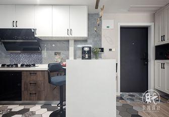 10-15万60平米公寓现代简约风格厨房装修效果图