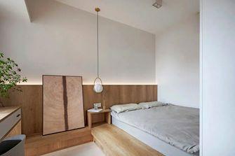 富裕型80平米三日式风格卧室装修效果图