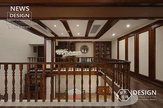 豪华型140平米别墅美式风格阁楼图