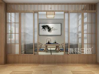 140平米三日式风格客厅效果图