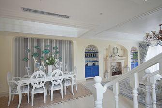 110平米三地中海风格餐厅装修案例