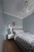 富裕型90平米三现代简约风格阳光房装修图片大全