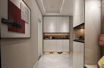 经济型120平米三室两厅现代简约风格玄关欣赏图