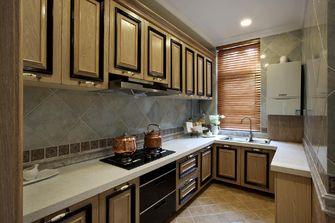 富裕型90平米美式风格厨房设计图