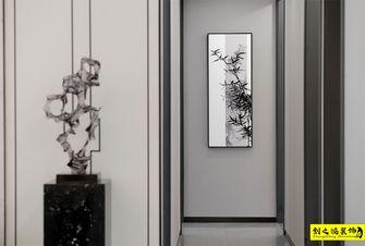 富裕型140平米四室两厅中式风格走廊装修案例