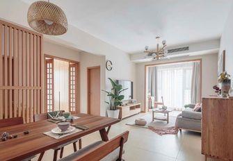 日式风格客厅欣赏图