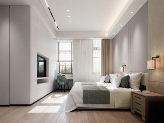 130平米四室两厅法式风格卧室欣赏图