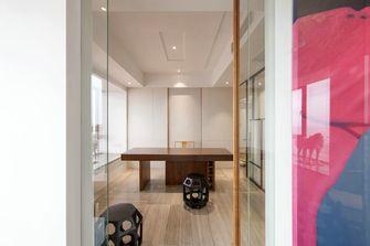 120平米复式北欧风格书房装修案例
