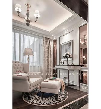 豪华型140平米四室两厅欧式风格书房效果图