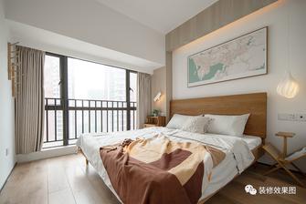 三日式风格卧室图片