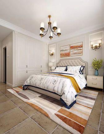 15-20万130平米三室两厅美式风格卧室图片