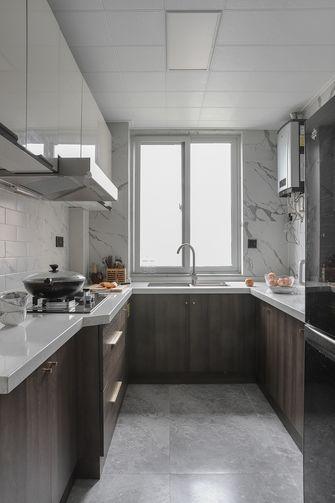 豪华型110平米美式风格厨房设计图