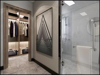 经济型120平米三室两厅中式风格衣帽间效果图