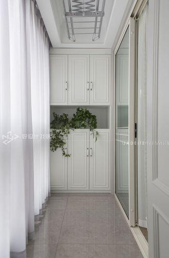 140平米三室两厅美式风格阳台效果图