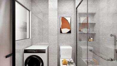 10-15万110平米三室一厅轻奢风格卫生间图片