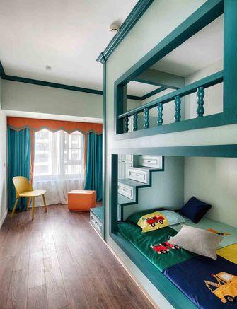 富裕型90平米混搭风格青少年房装修图片大全
