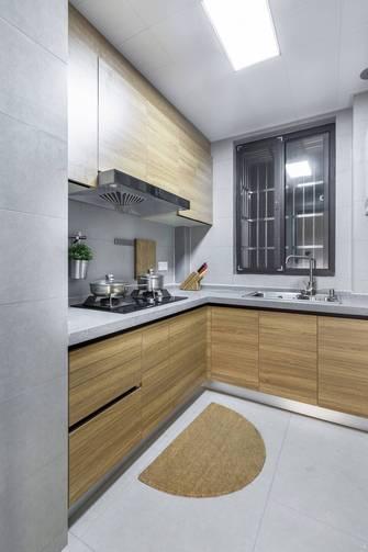 富裕型北欧风格厨房装修案例