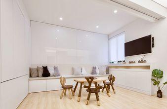 经济型80平米三室一厅现代简约风格客厅设计图
