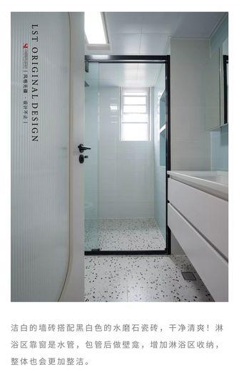 富裕型90平米混搭风格卫生间装修图片大全