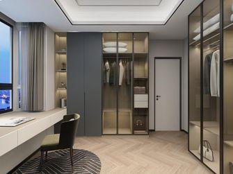 豪华型140平米别墅混搭风格衣帽间图
