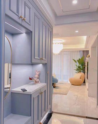 5-10万100平米三室两厅混搭风格衣帽间装修案例