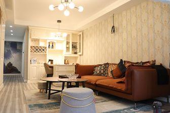 豪华型60平米新古典风格客厅设计图