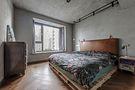 经济型110平米工业风风格卧室效果图