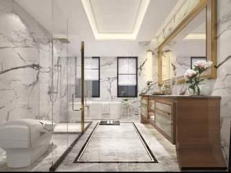 豪华型140平米别墅欧式风格卫生间图片