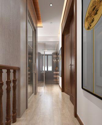 20万以上140平米别墅中式风格走廊装修案例