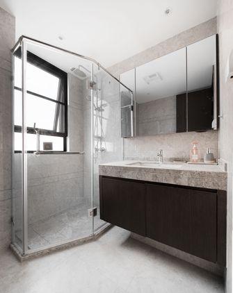 100平米三室一厅美式风格卫生间装修图片大全